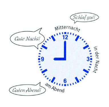 Колко е часът - немски език, Езиков Център Асториа Груп