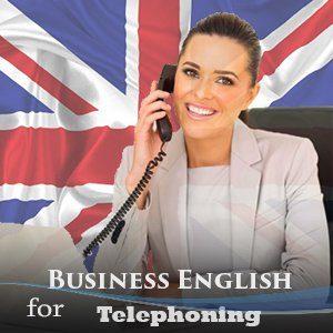 Business English for Telephoning, бизнес английски телефонни разговори онлайн бизнес английски