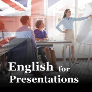 Business English for Presentations -online английски, английски за презентации