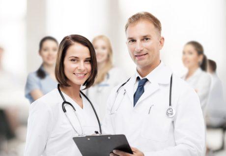 Certa medical работа за лекари и медици с немски език