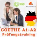 Подготовка за сертификатен изпит Goethe - A1, Подготовка за изпит Goethe A1, А2, Асториа Груп