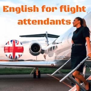 English for flight attendants