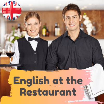 English at the restaurant Astoria Group