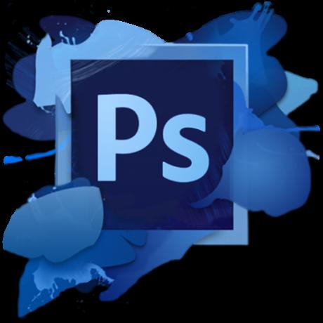 Логото за Група на Photoshop